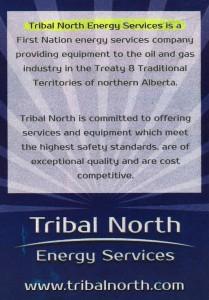 TNES Increasing Its Workforce - Alberta Native News - Nov 2014-ad